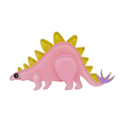 Scotty The  Stegosaurus Brooch