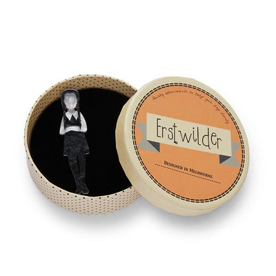 Erstwilder Full of Woe Brooch BH6208-8070