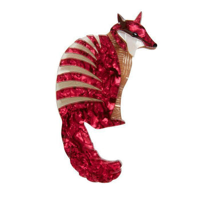 Nifty Numbat Brooch