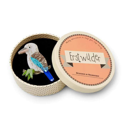 No Laughing Matter Kookaburra Brooch