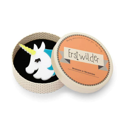 Erstwilder Horn to be Wild Brooch BH6771-3080