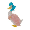 Jemima Puddle-Duck Brooch