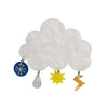 Erstwilder Four Seasons Brooch BH7047-8001