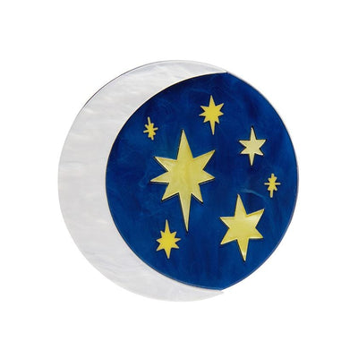 Erstwilder Our Lovely Luna Brooch BH7056-3180