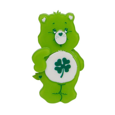 Erstwilder Good Luck Bear™ Brooch BH7068-4000