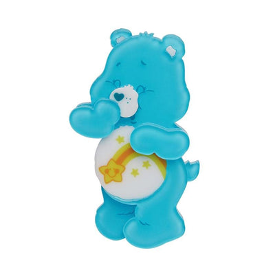 Erstwilder Wish Bear™ Brooch BH7070-3000