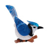 Erstwilder The Blue Jay Way Brooch BH7085-3180