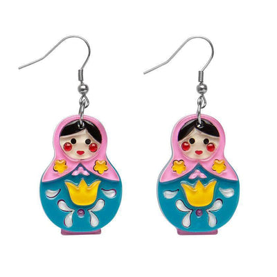 Matryoshka Memories Earrings
