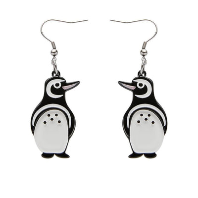 Erstwilder Northside Wanderer Penguin Earrings E6857-7080