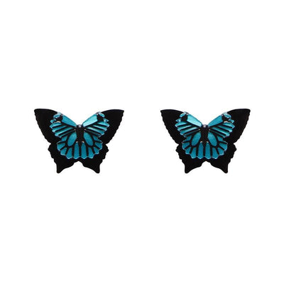 Erstwilder Blue Emperor Earrings E6975-3270