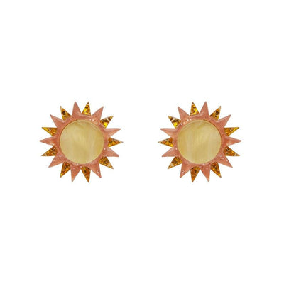 Erstwilder Golden Ray Earrings E7043-6065