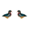 Erstwilder Mallard Ballard Stud Earrings E7096-3240