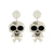 Erstwilder Memento Mori Earrings E7128-8000