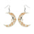Erstwilder Goodnight Moon Earrings E7129-8100