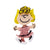 Erstwilder Sally Brown Brooch BH7171-2060