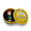 Erstwilder Peppermint Patty Brooch BH7172-4381