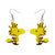Erstwilder Woodstock Drop Earrings E7185-6000