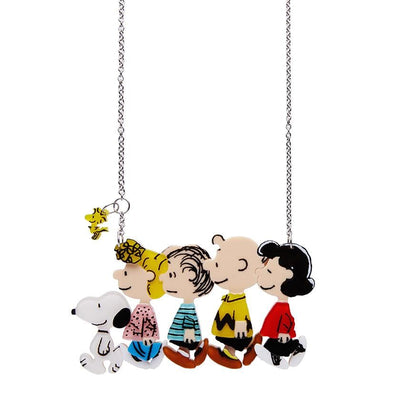Erstwilder The Peanuts Gallery Necklace N7184-0100