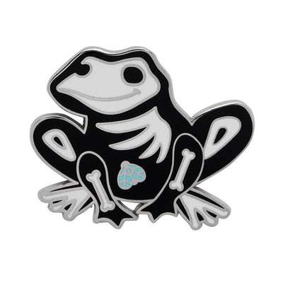 Haunted Hopper Enamel Pin