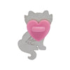 Erstwilder Elissa the Indie Cat Enamel Pin EP0087-7023