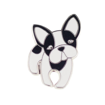 Erstwilder Fabian the French Bulldog Enamel Pin EP0094-8070