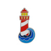 Erstwilder Round the Twist Enamel Pin EP0096-1030