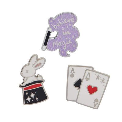 Magic Kit Pin Set