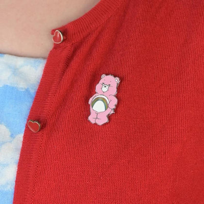 Cheer Bear™ Enamel Pin