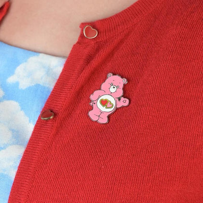 10 Piece Care Bears Enamel Pin Set