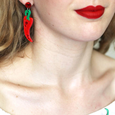 Cosas Picante Earrings