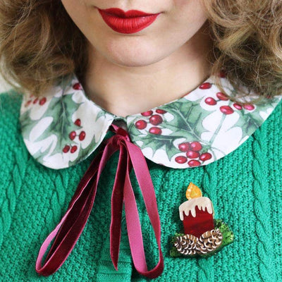 Christmas Miracle Brooch