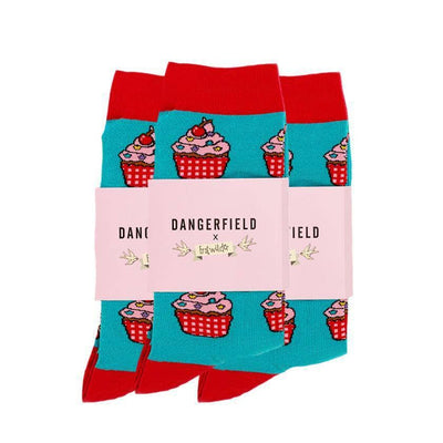 Cherry on Top Socks 3-Pack