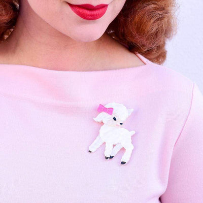 Dolly the Dainty Brooch