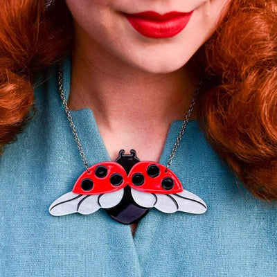 Fly Away Home Necklace