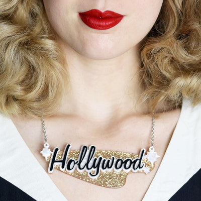 Tinsel Town Necklace