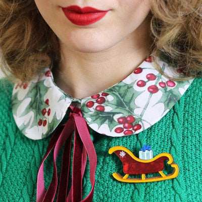 Jingle Bells Brooch