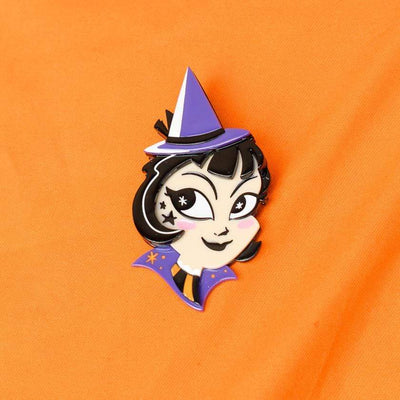 Which Witch? Brooch