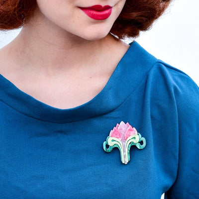 Natures Bloom Brooch