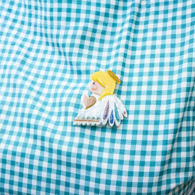 Erstwilder Little Angel Brooch BH7160-0100