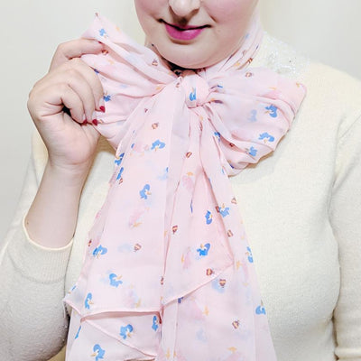 Jemima Puddle-Duck Large Neck Scarf