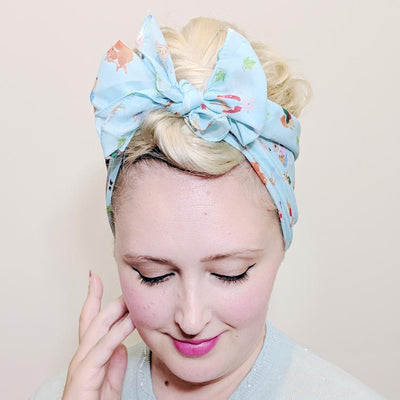 Erstwilder Peter & Friends Head Scarf SC0036-3001