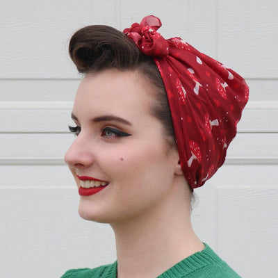 Erstwilder The Spore the Merrier Head Scarf SC0044-1080