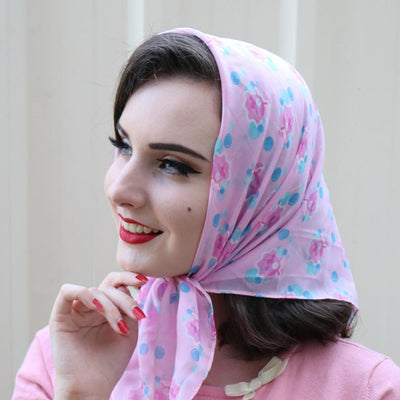 Treasure Within Head Scarf