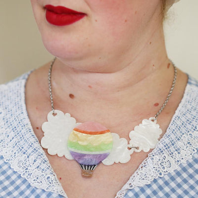 Erstwilder Up in the Clouds Necklace N5938-0180