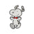 Erstwilder Snoopy's Great Day Enamel Pin EP0081-8070