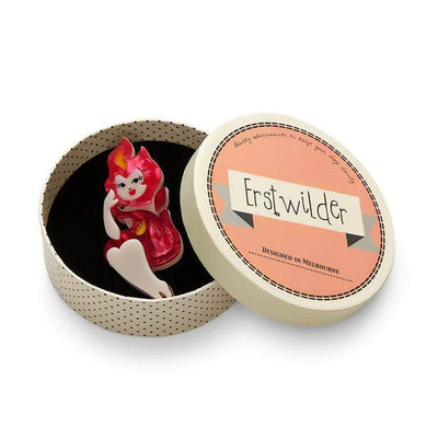 Erstwilder Felicity of the Fire Brooch BH6698-1012