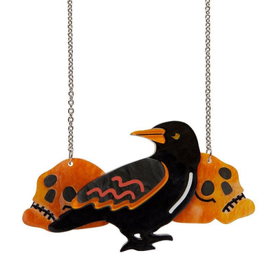 Raven Mad Necklace