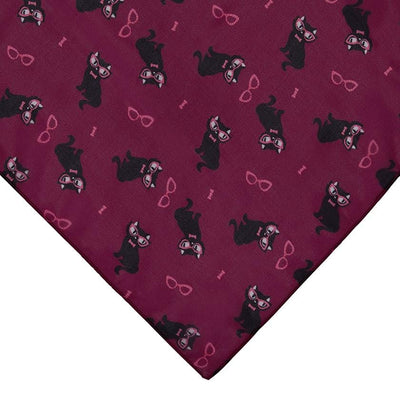 Elissa the Indie Cat Large Neck Scarf