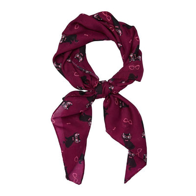 Erstwilder Elissa the Indie Cat Head Scarf SC0018-2370