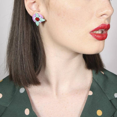 Erstwilder The Big Bloom Earrings E5989-4350